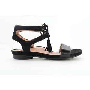 Abeo Sallie Black Sandals Women's  US 7  (EP)